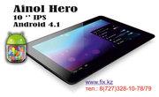 Купить недорогие качественные планшеты Ainol Hero в г.Алматы.